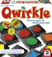 Qwirkle - Formák, színek, kombináció - társasjáték