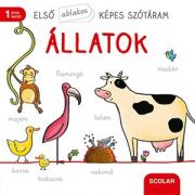 Első ablakos képes szótáram - Állatok