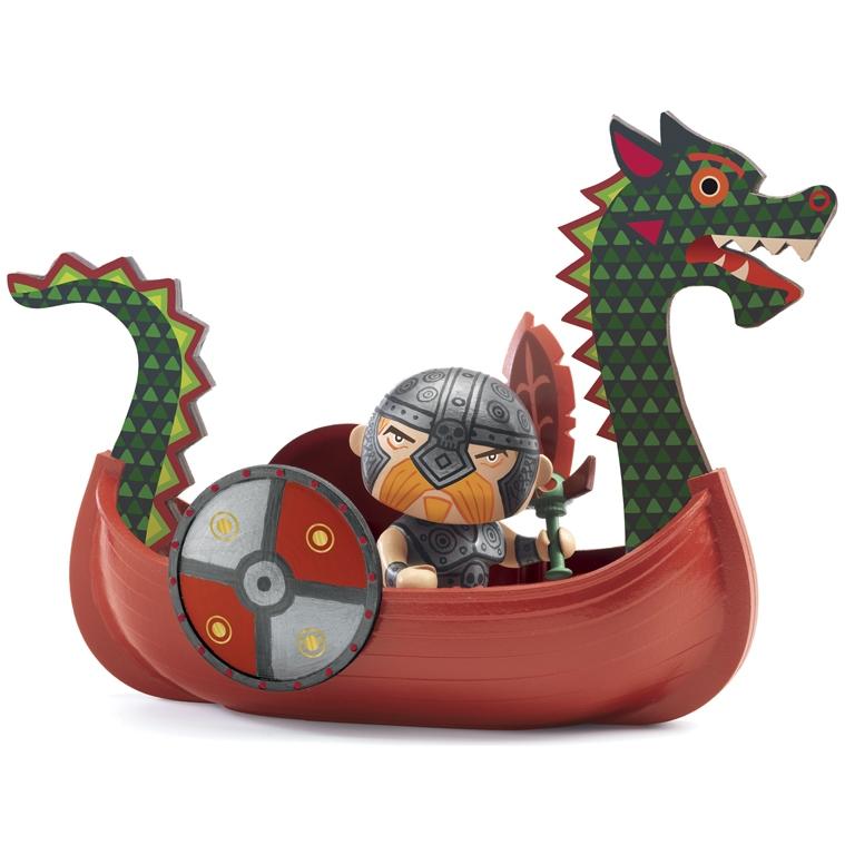 Drack sárkányhajóval
