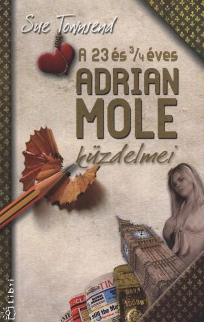 23 és 3/4 éves Adrian Mole küzdelmei