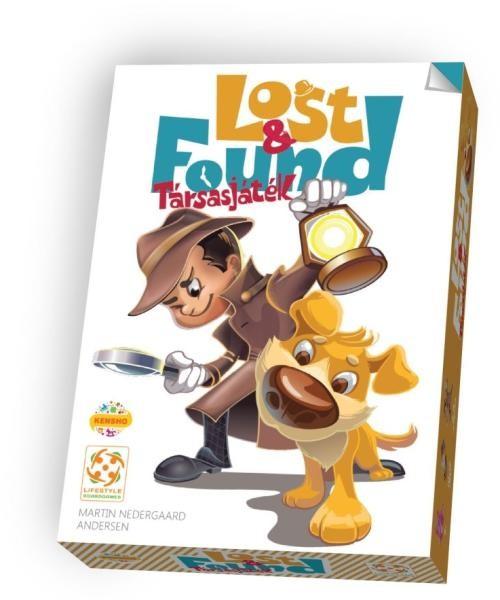 Lost & Found - társasjáték