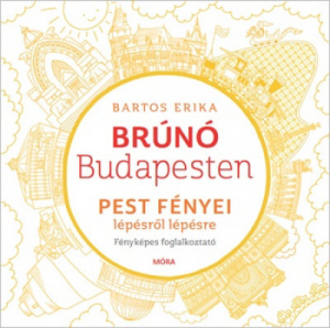 Pest fényei lépésről lépésre - Brúnó Budapesten fényképes foglalkoztató 4.