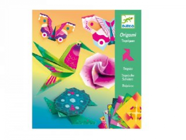 Origami – Trópusok