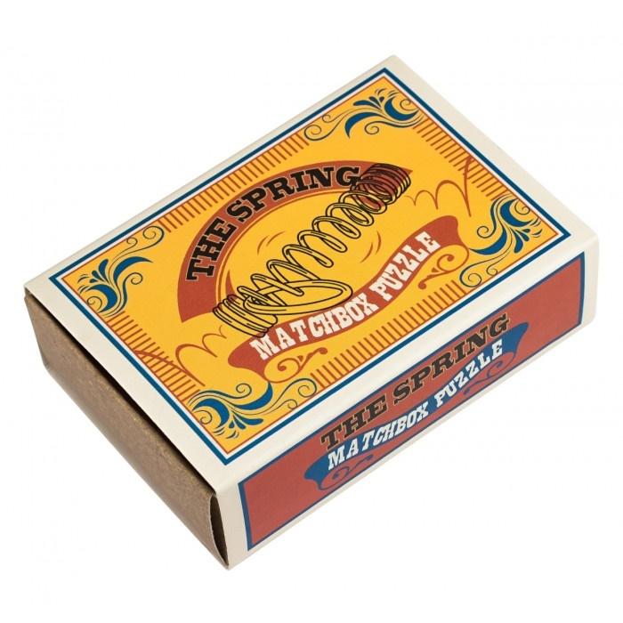 Matchbox Professor Puzzle - The spring - ördöglakat