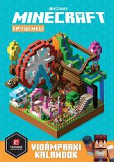 Mojang Minecraft - Építsd meg! - Vidámparki kalandok
