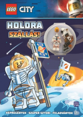 LEGO City - Holdra szállás! - Foglalkoztatókönyv minifigurával