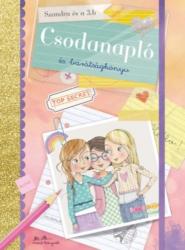 Szandra és a 3. b. - Csodanapló és barátságkönyv