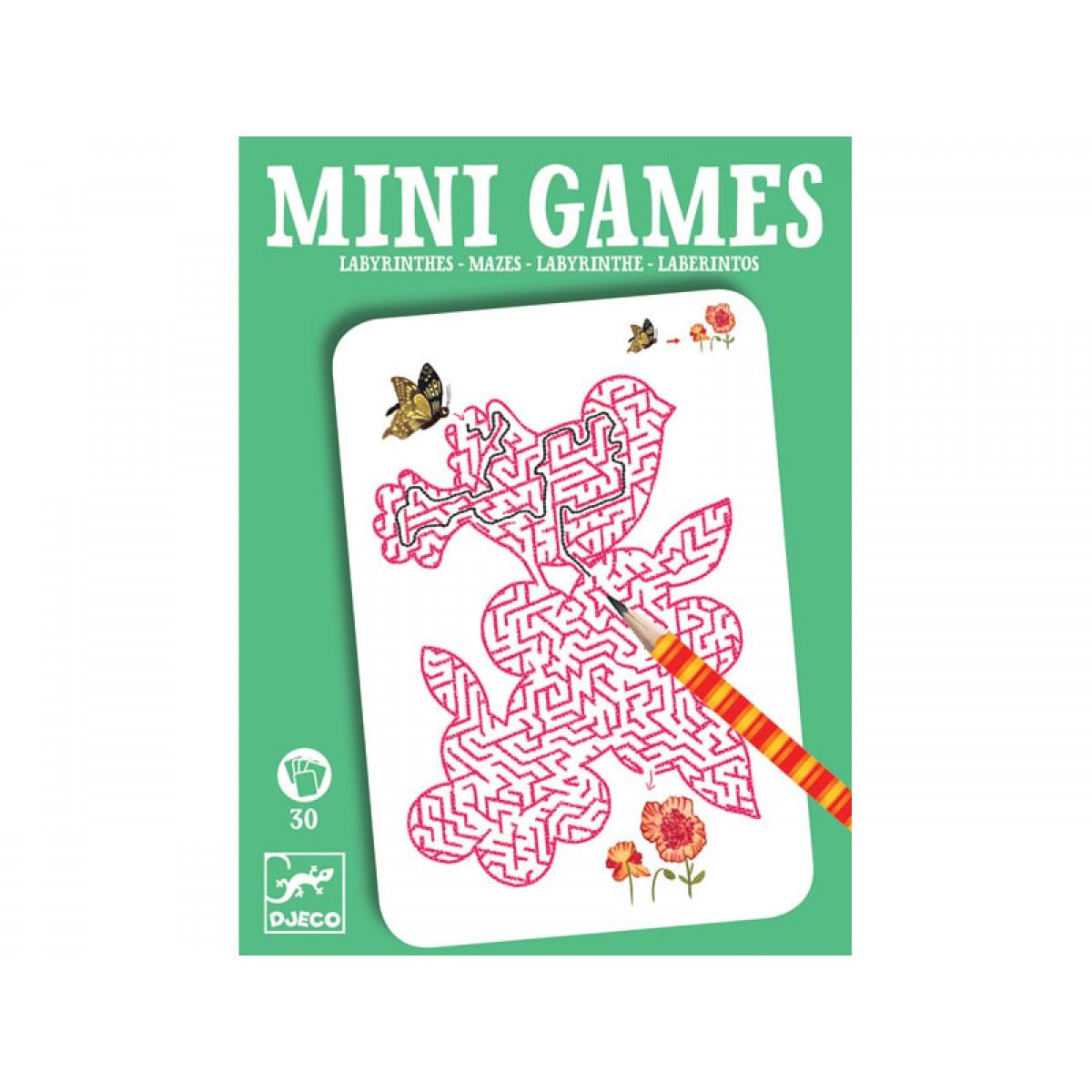 Mini játék - Labirintus
