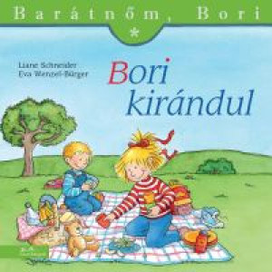 Bori kirándul - Barátnőm, Bori füzetek