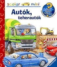 Autók, teherautók - Mit? Miért? Hogyan? - Mini 4.