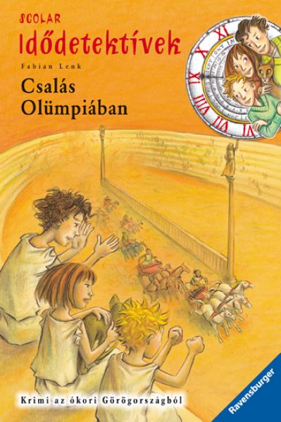 Csalás Olümpiában - Idődetektívek 10.