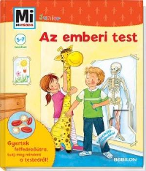 Mi Micsoda Junior 1. - Az emberi test