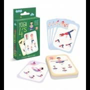 Jóga kvartett kártyajáték