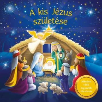 A kis Jézus születése