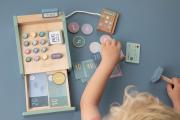 Fa játék pénztárgép