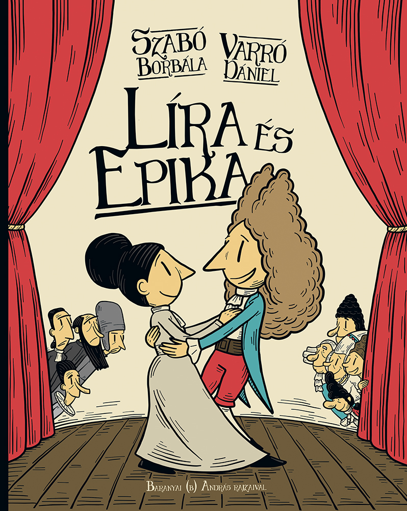 Líra és Epika
