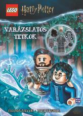 Varázslatos titkok - Sirius Black minifigurával
