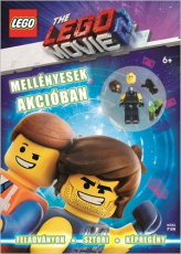 LEGO Movie 2. - Mellényesek akcióban - Feladványok - Sztori - Képregény