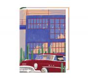 Üres könyv - Autó
