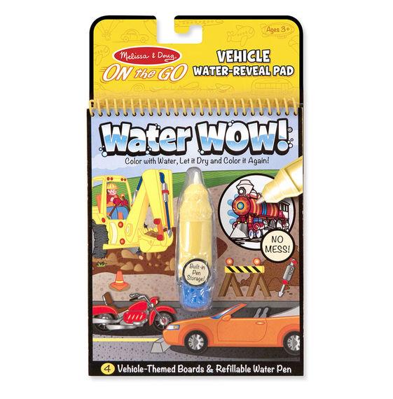 Rajzolás vízzel - Járművek