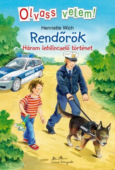 Rendőrök - Olvass velem