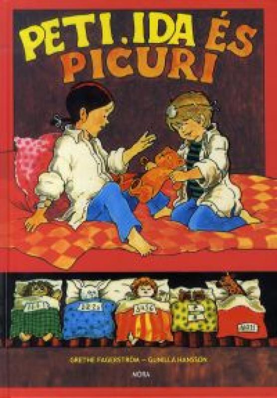 Peti, Ida és Picuri