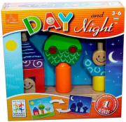 Smart Games - Day&Night - Logikai játék