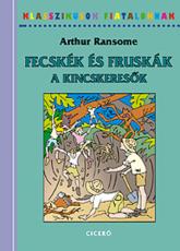 Fecskék és Fruskák 3. - A kincskeresők