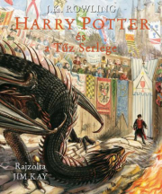 Harry Potter és a Tűz Serlege - illusztrált kiadás