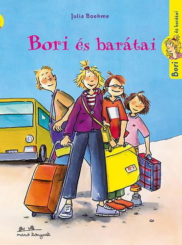 Bori és barátai - Bori és barátai 1.