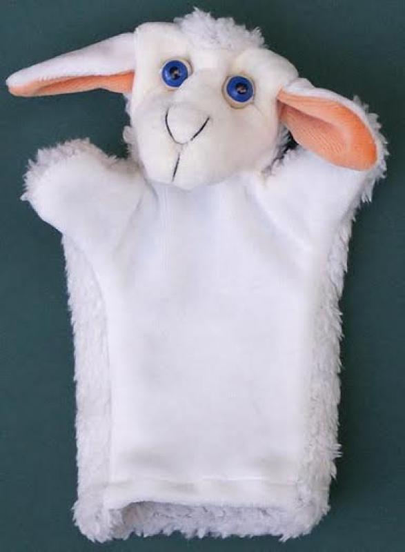 Kézbáb - Bárány