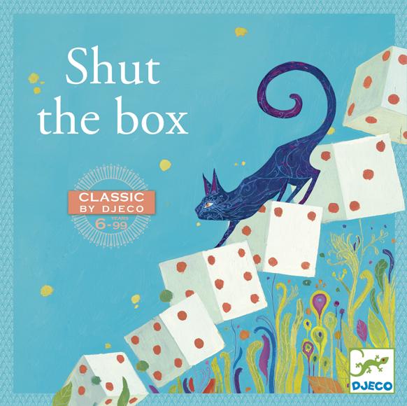 Shut the box - Társasjáték klasszikus