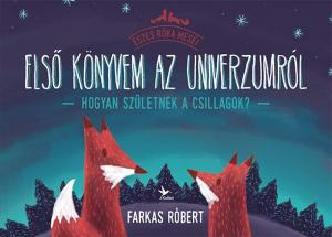 Első könyvem az univerzumról - Hogyan születnek a csillagok? - Eszes róka meséi