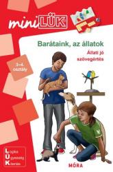 Barátaink az állatok - Állati jó szövegértés - 3-4. osztály - LDI-265 - miniLÜK
