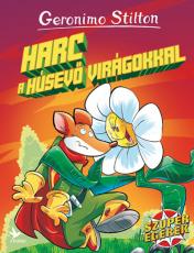 Harc a húsevő virágokkal - Szuperegerek