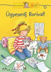 Ügyesedj Borival! - Barátnőm, Bori foglalkoztatófüzetek