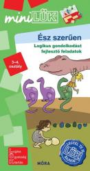 Ész-szerűen - logika 3-4. osztály Legyél te is LÜK bajnok logikai - LDI563  - miniLÜK