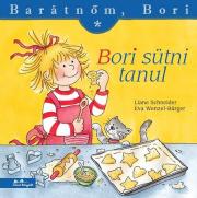 Bori sütni tanul - Barátnőm, Bori füzetek