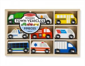 Fa járművek - Városi autók