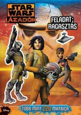 Star Wars Lázadók - Feladat: Ragasztás