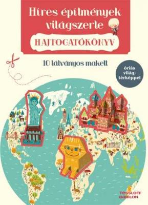 Hajtogatókönyv - Híres építmények világszerte