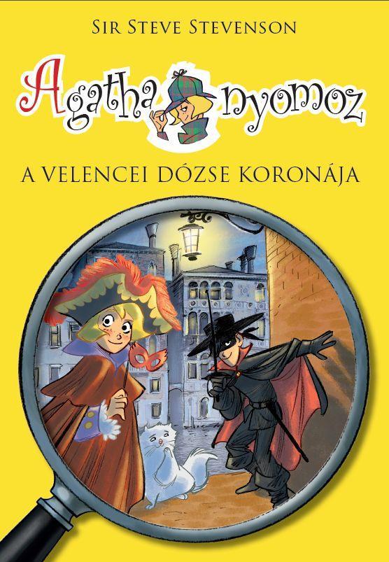 Agatha nyomoz 7. - A velencei dózse koronája