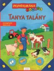 Rejtvénymánia Junior - Tanya talány