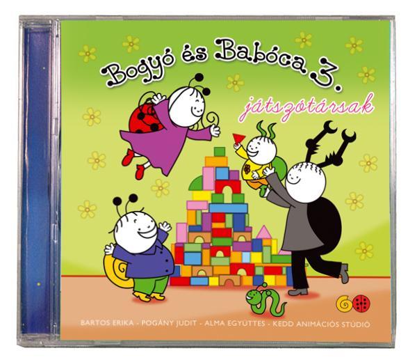 Bogyó és Babóca - Játszótársak - Hangoskönyv