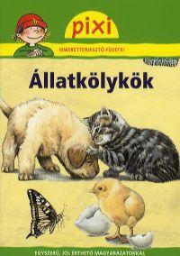 Állatkölykök