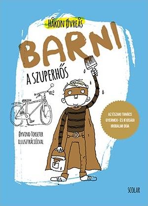 Barni, a szuperhős