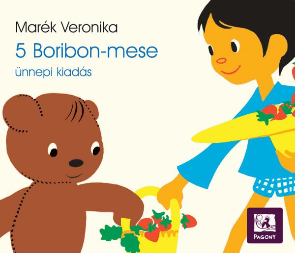 5 Boribon-mese - ünnepi kiadás