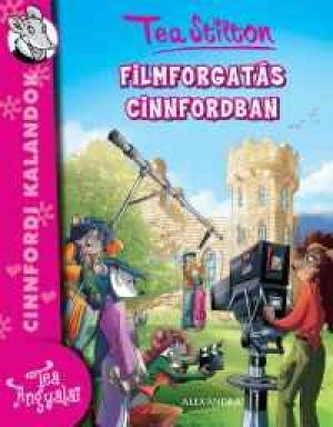 Filmforgatás Cinnfordban