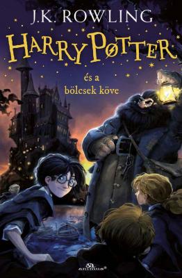 Harry Potter és a bölcsek köve - puha