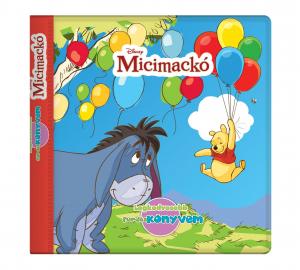 A legkedvesebb fürdős könyvem - Micimackó